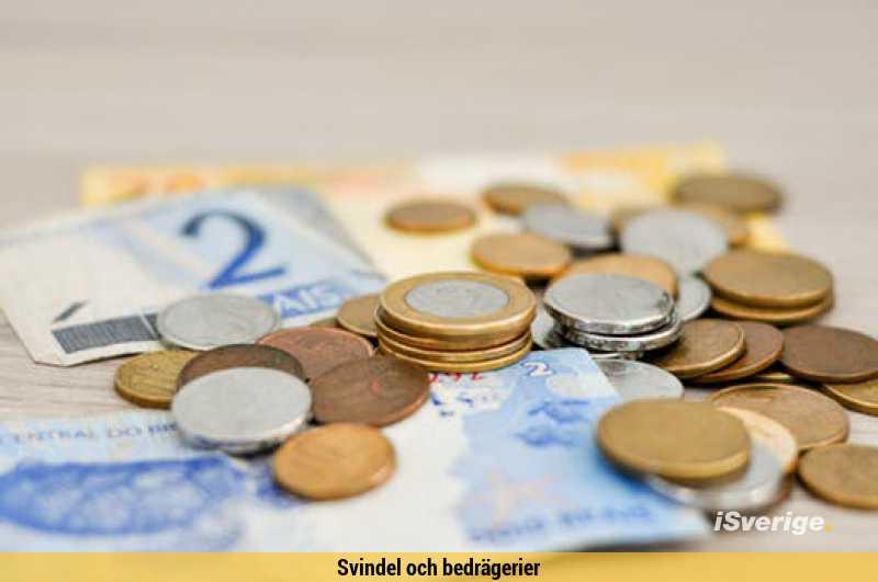 Pengar bedrägerier på dejtingsajter